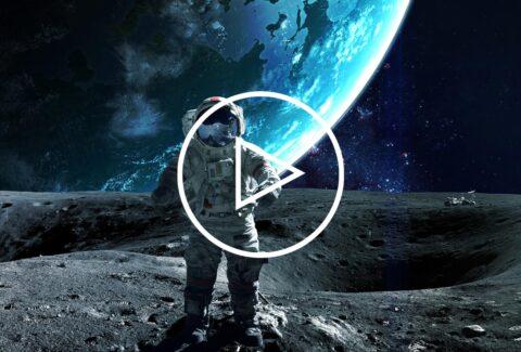 چگونه با برنامه های فضایی میتوان تریلیونها ثروت به دست آورد