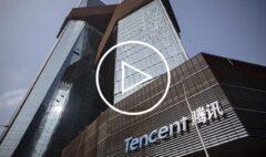 تن سنت، یکی از بزرگترین شرکت های چینی
